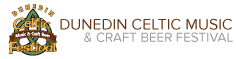 Logo Dunedin Celtic Music & Craft Beer Festival