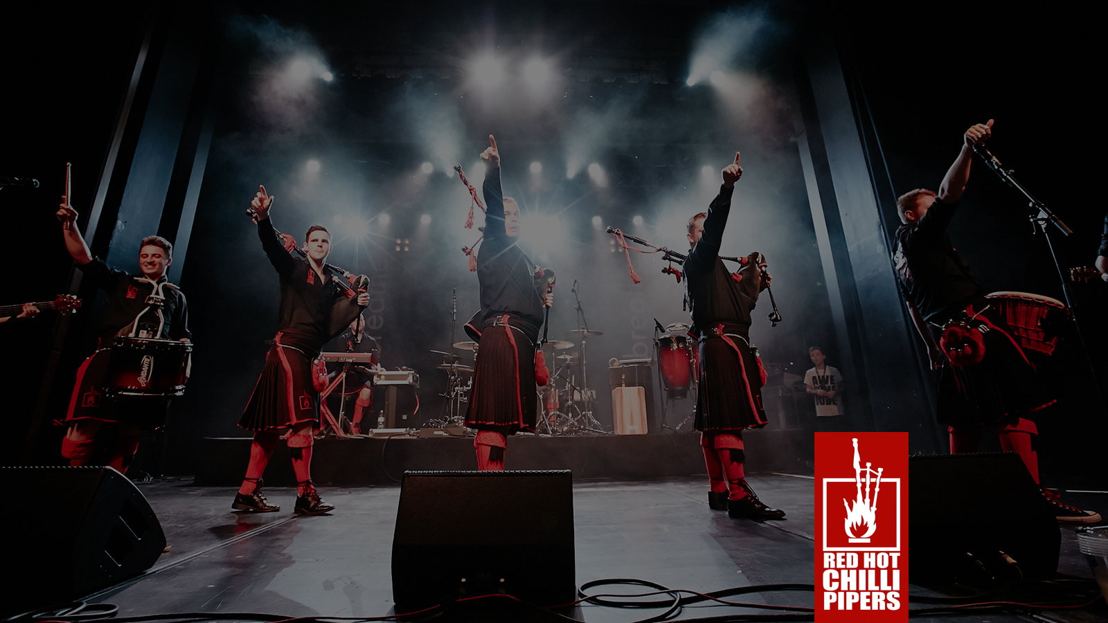 Red Hot Chilli Pipers Dunedin Celtic Festival