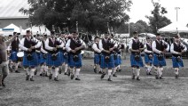 City of Dunedin Pipe Band